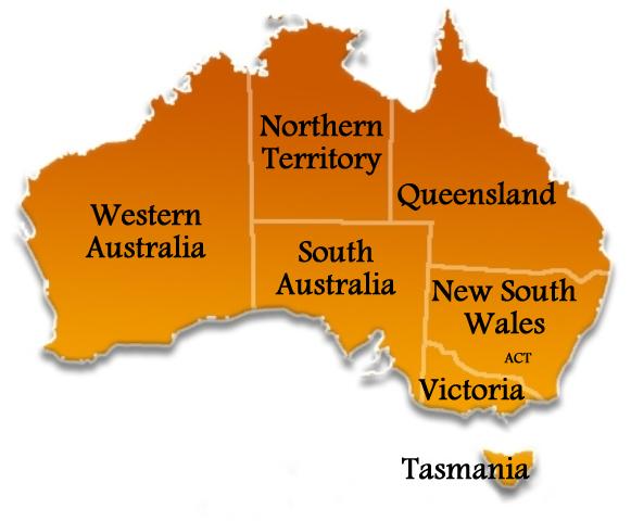 States-map